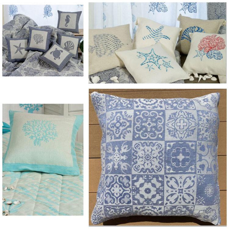 Linen Blend Pillow Cases